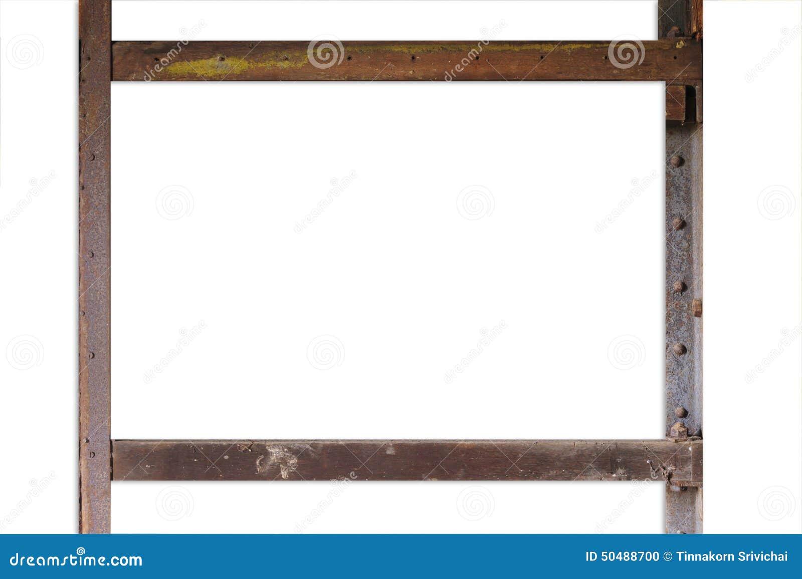 Rust border square frame stock photo. Image of grunge - 50488700