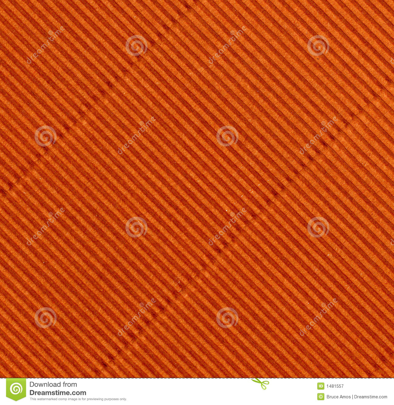 rust colored pattern in-#15