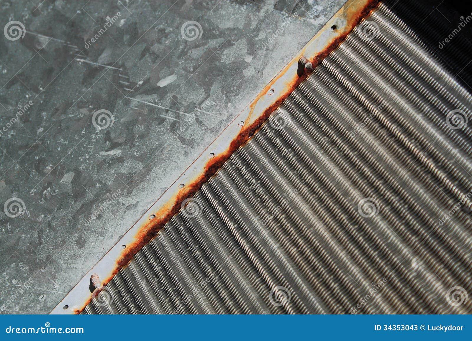 Rustic Condenser Coil