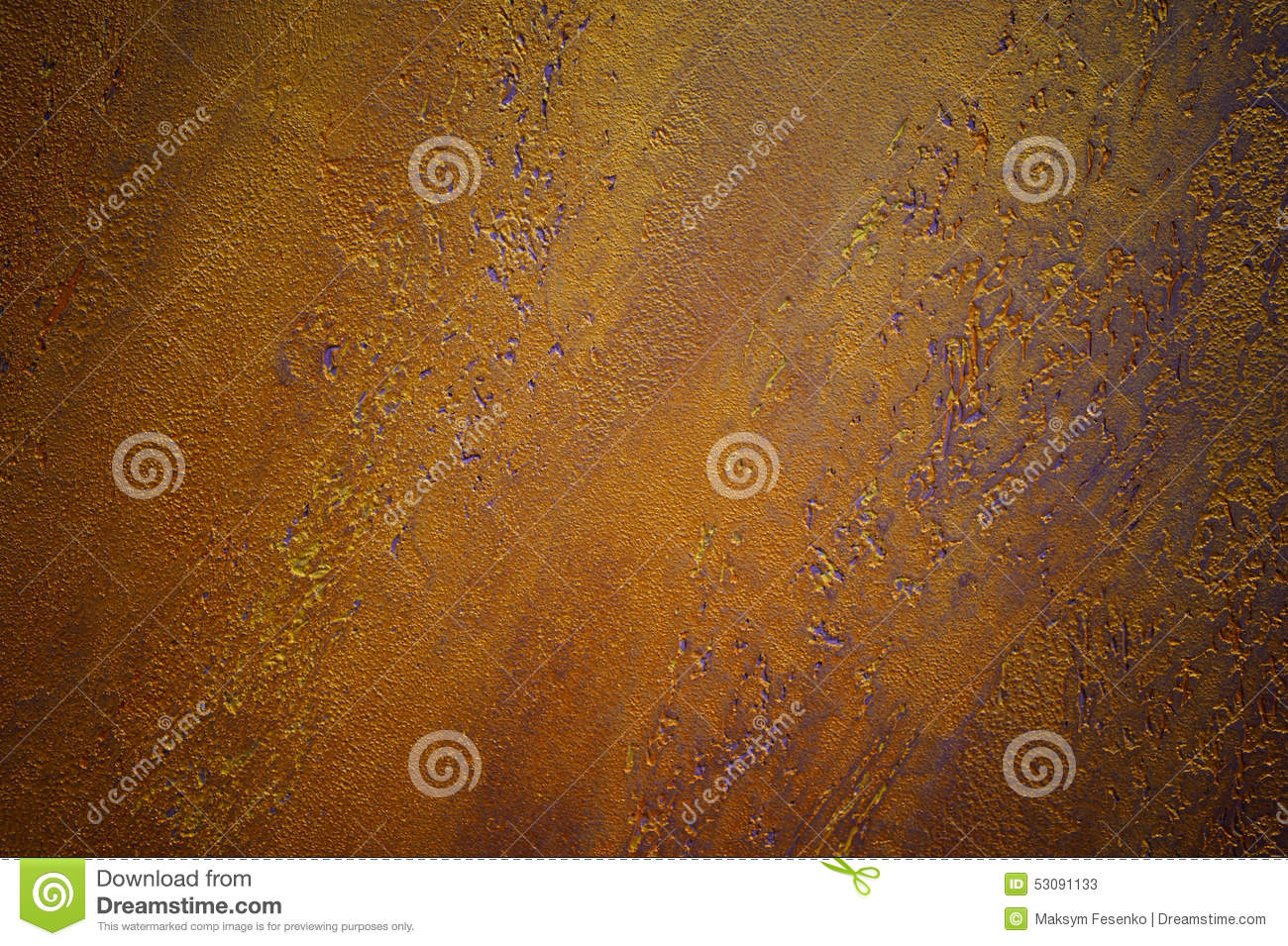 Jpg Texture Background Free Stock Photos Download 105 545: Rust Metal Texture Background Gold And Purple Stock Image
