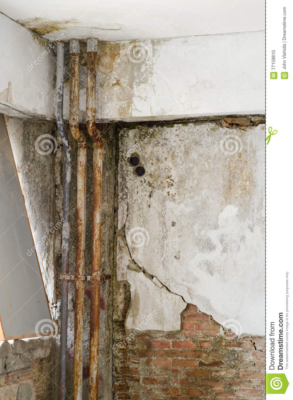 Rust in pipes