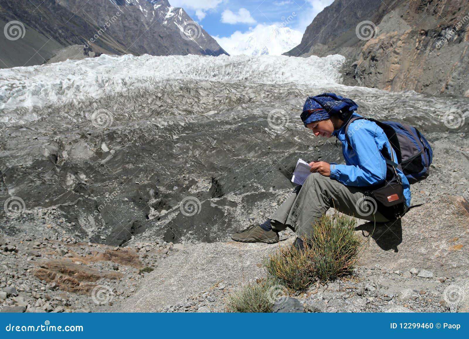 Rust voor Glaciar