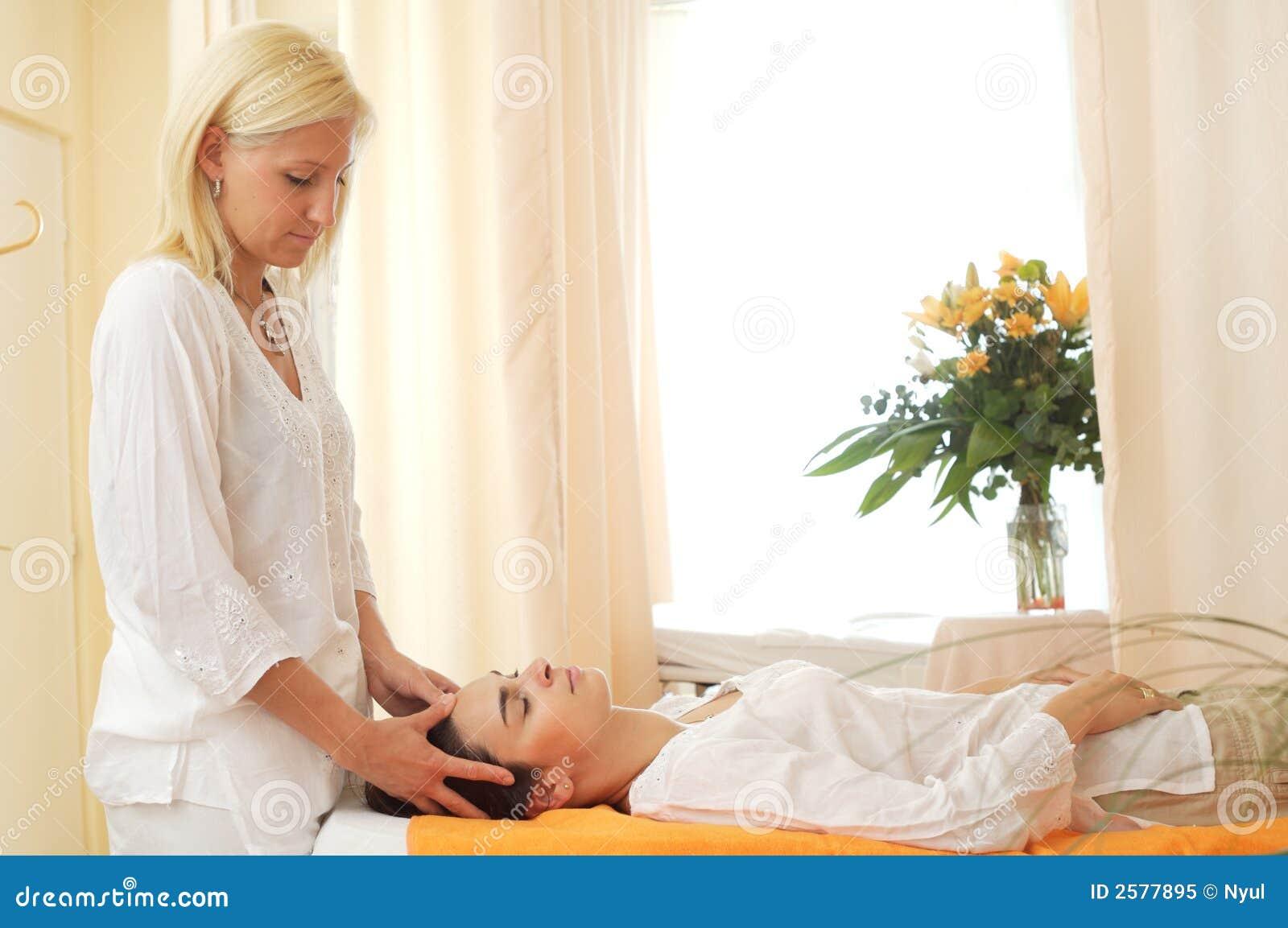 Rustgevende Massage