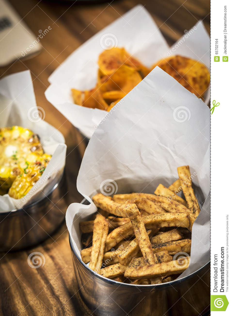 Rustic Fries