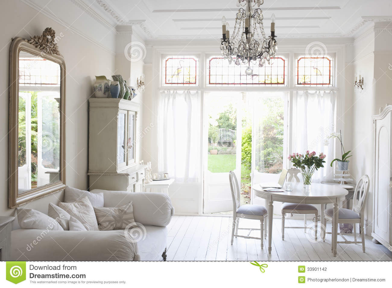 Rustic Home stock photo. Image of comfort, house, reflecting - 33901142