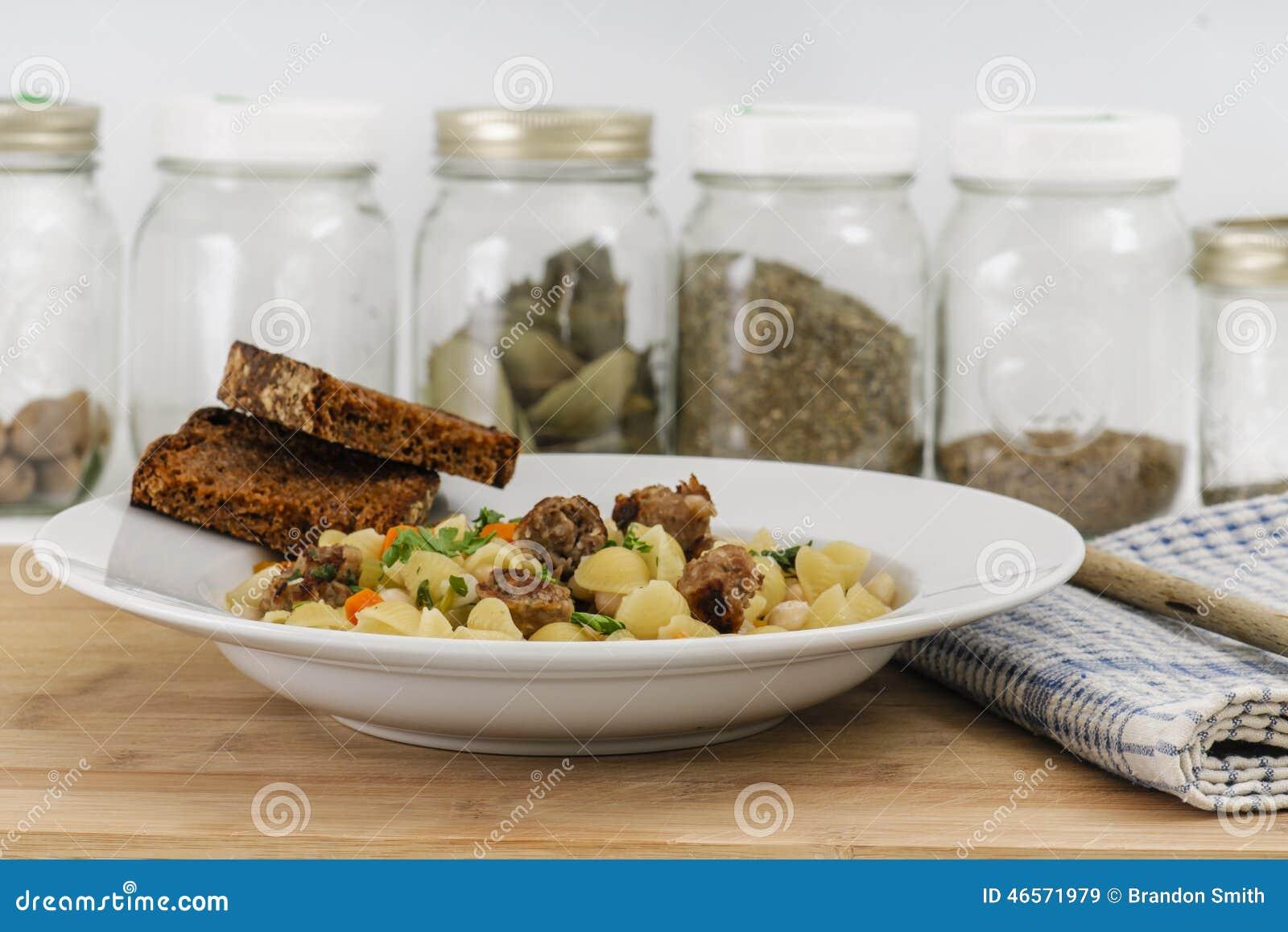 Rustic Italian Dinner