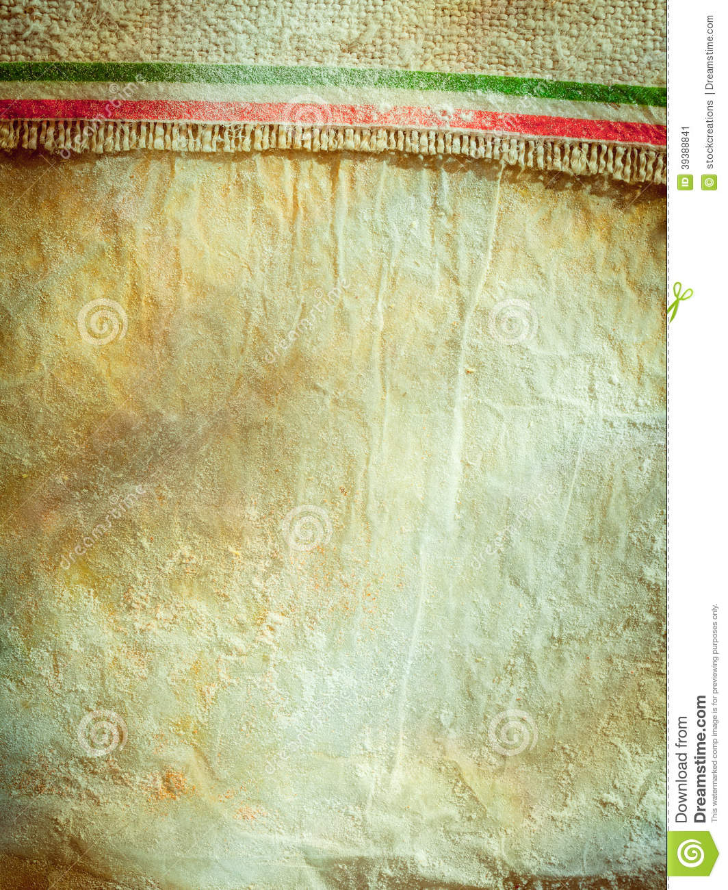 rustic italian food background pattern copyspace 39388841