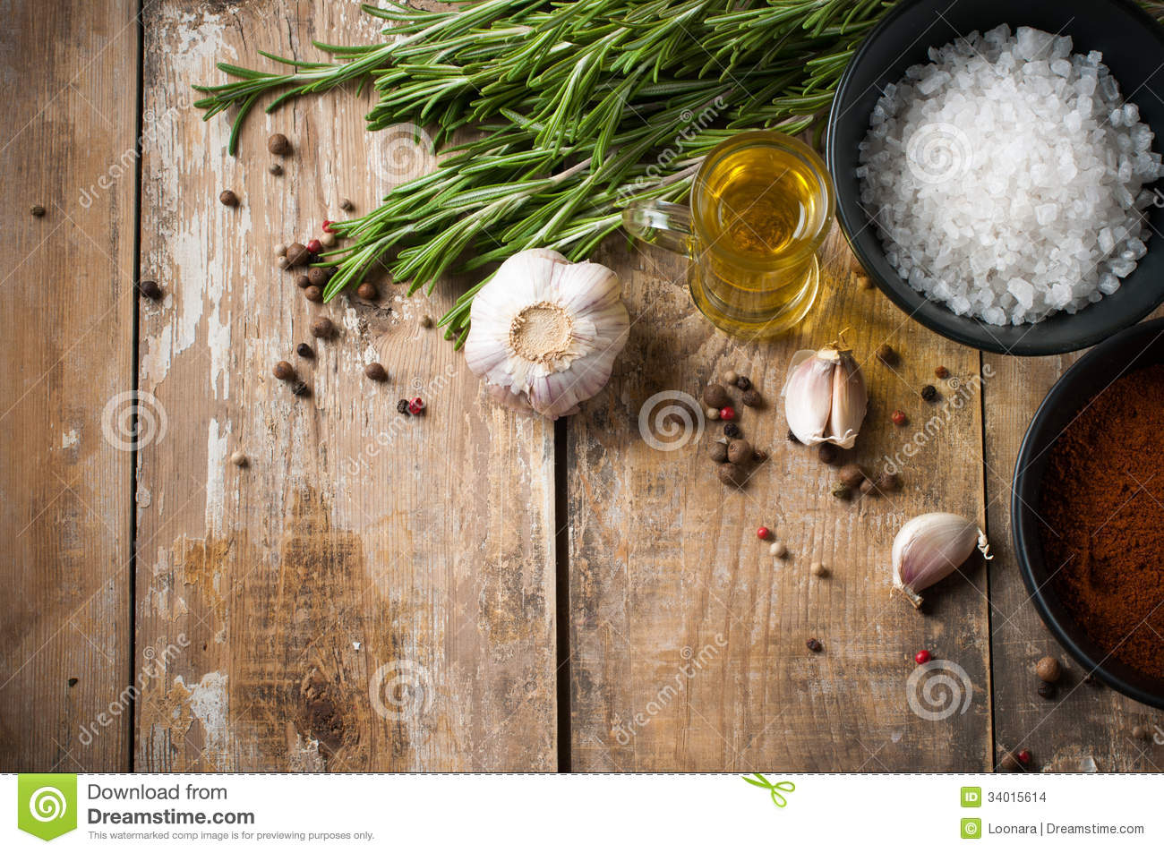 Rustic Kitchen Background Stock Images Image 34015614