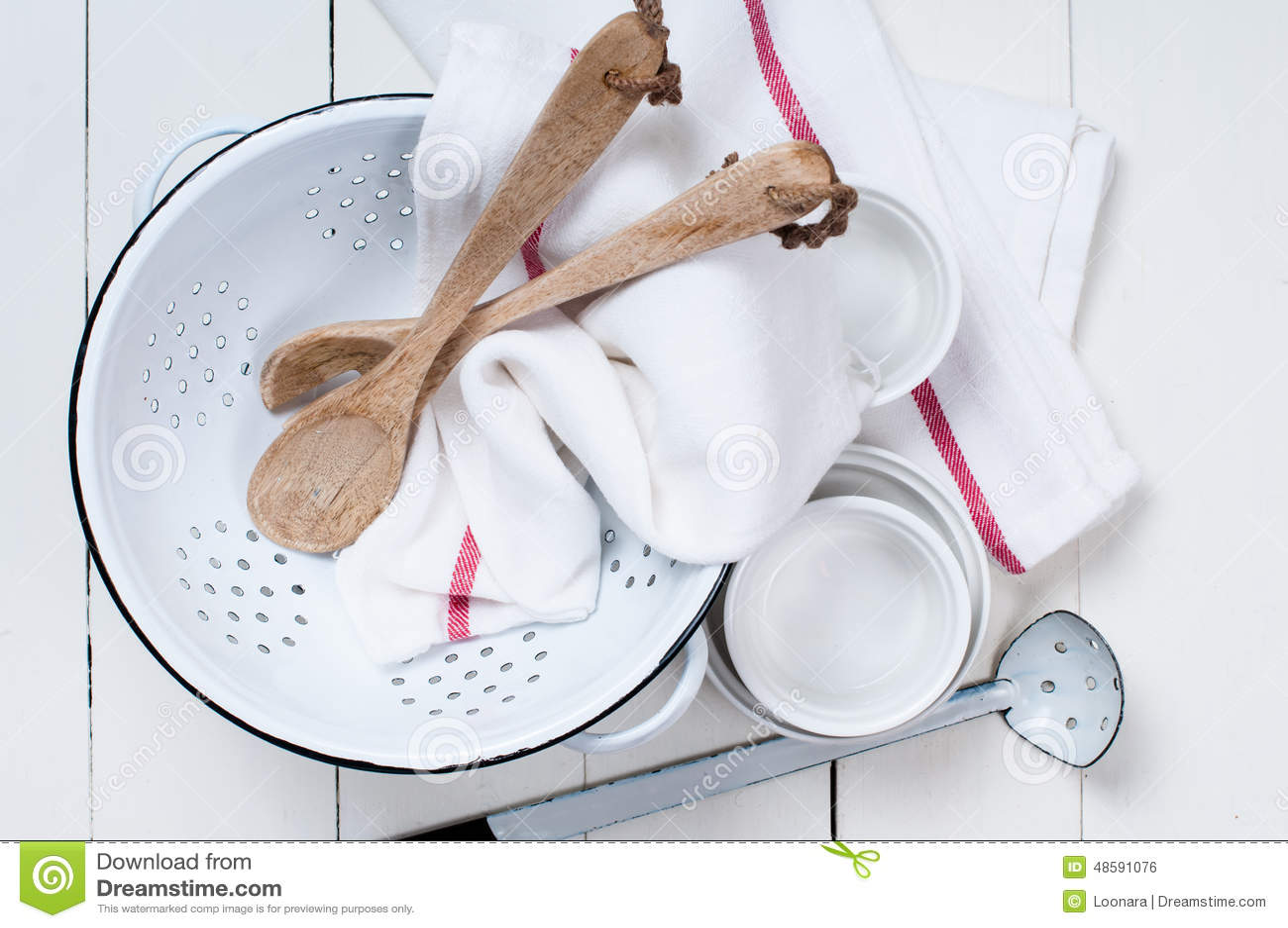 Wooden Spoons Kitchen Web Design