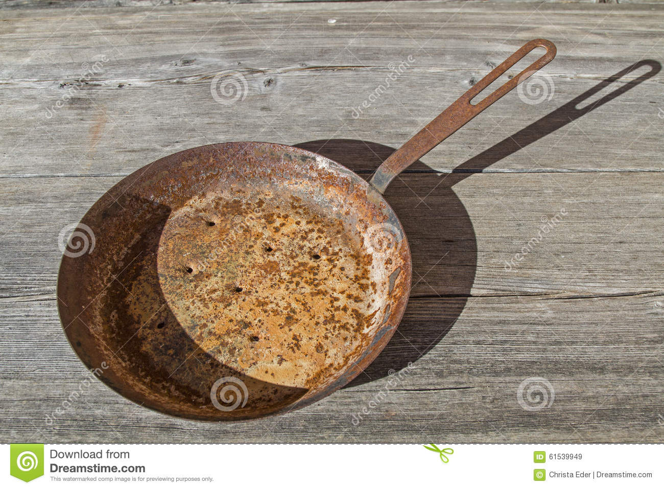 Rustic Kitchen Tool Stock Photo Image 61539949