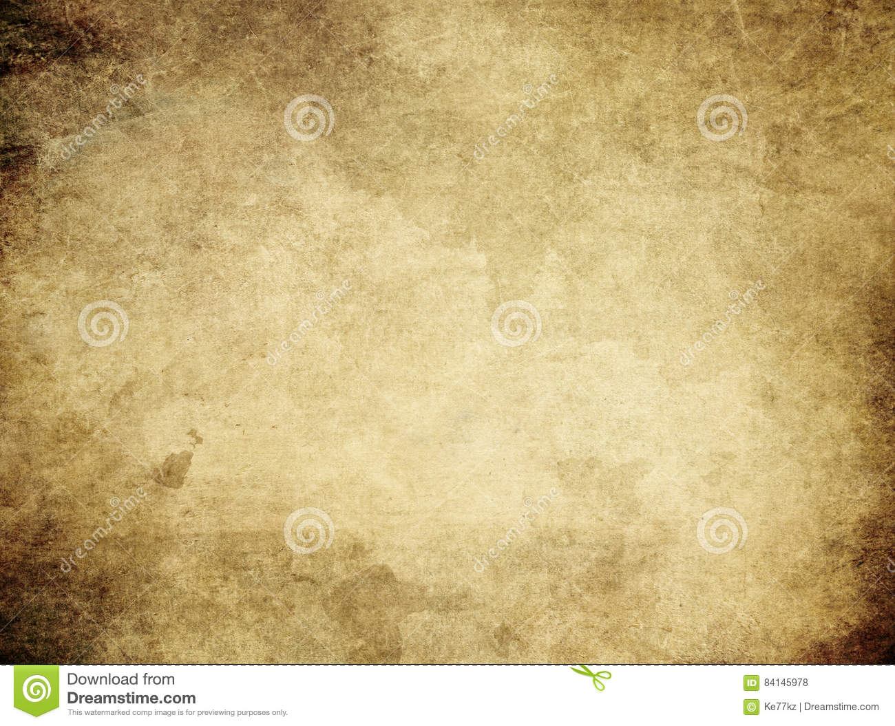 Rustic Paper Texture Or Background Stock Photo