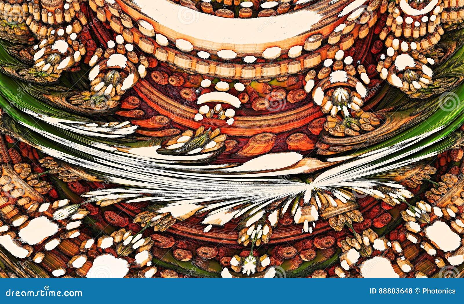 Rustic Pattern