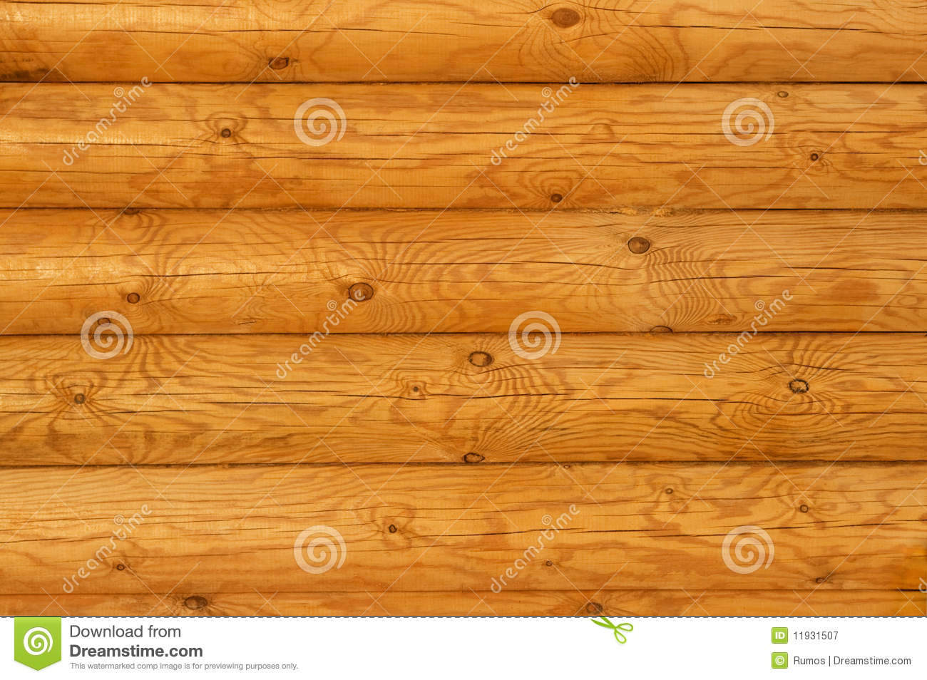 rustic pine log cabin wall stock image image of home 11931507