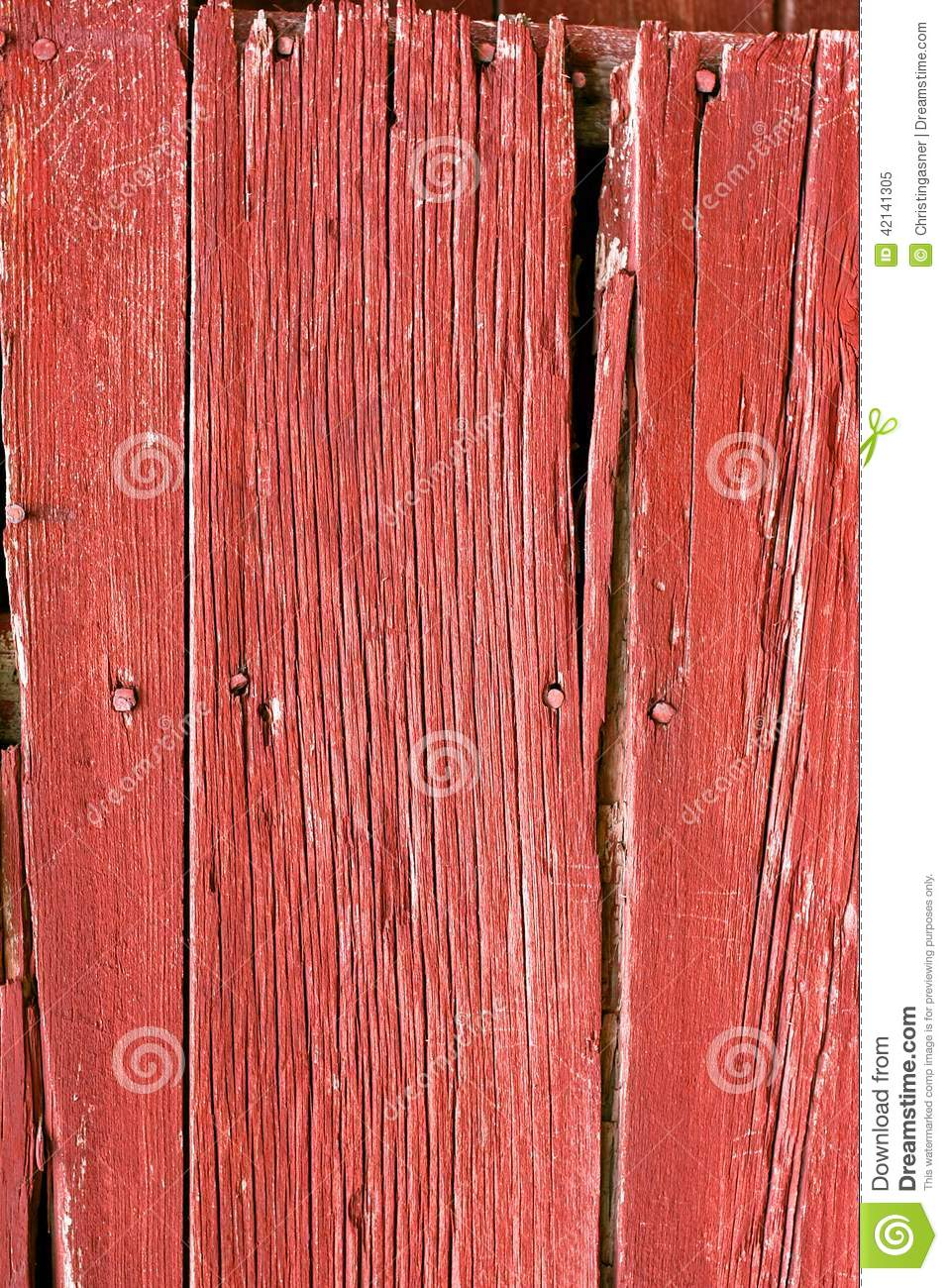 Rustic Red Barn Wood Background Stock Photo Image 42141305