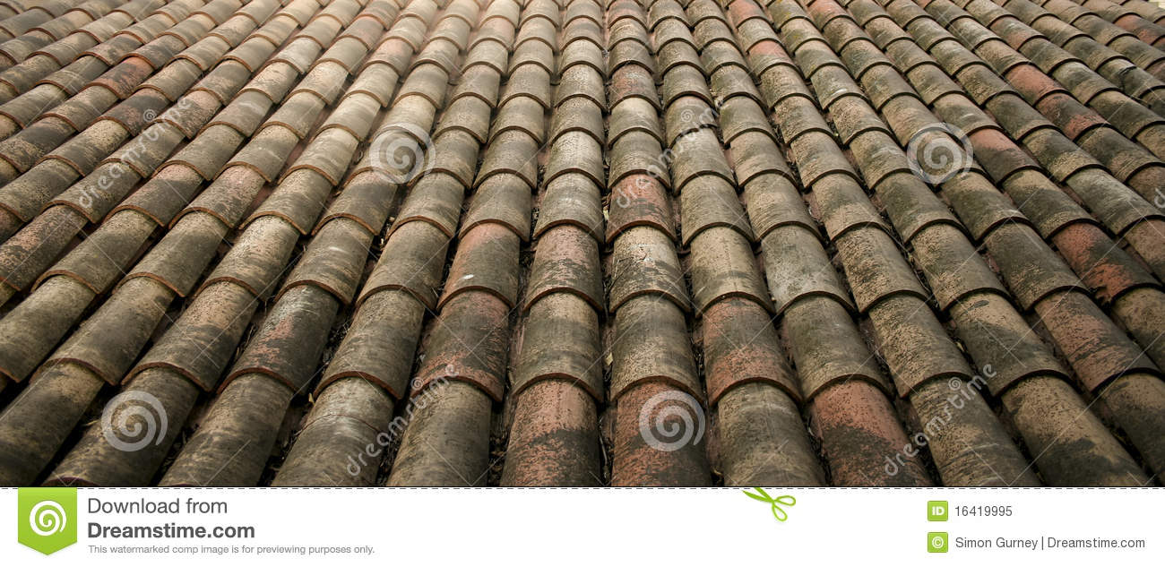 rustic roof tiles background provence france stock image image of buiding close 16419995. Black Bedroom Furniture Sets. Home Design Ideas