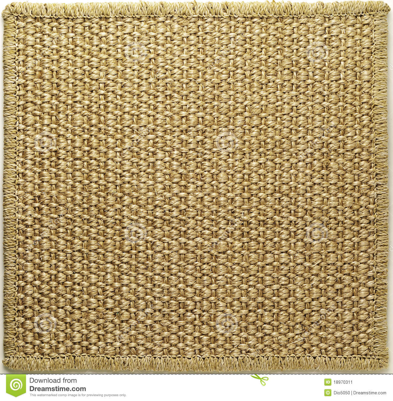 Rustic Rug Stock Image Image 18970311