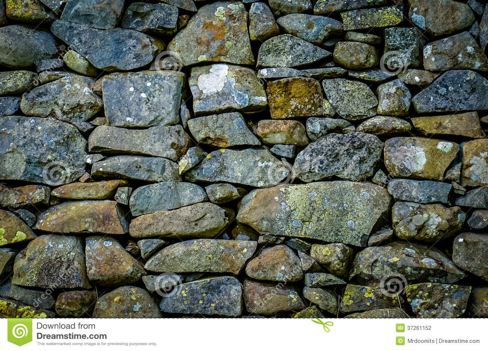 Rustic Stone Walls : Rustic stone wall royalty free stock image cartoondealer