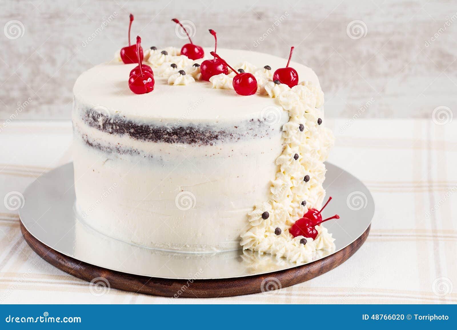 Rustic wedding cake stock photo. Image of dessert, orange - 48766020