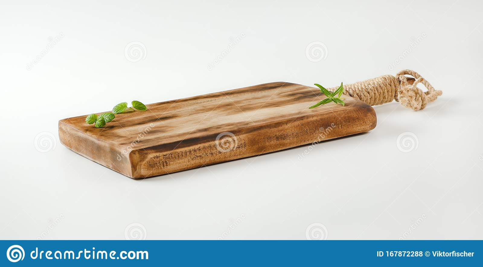 Rustic Wooden Cutting Board Or Serving Tray Stock Photo Image Of Tray Rectangle 167872288