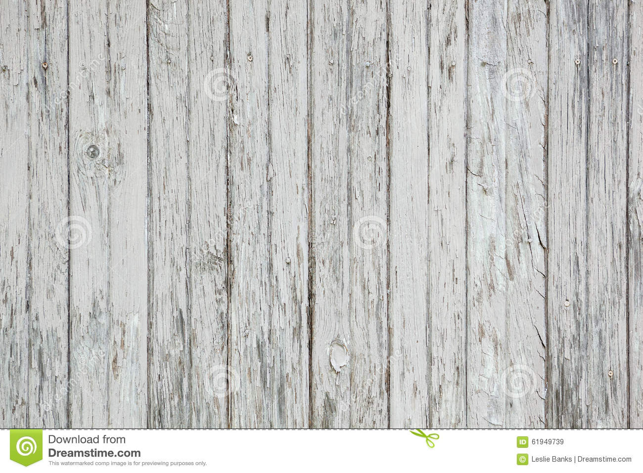 Rustic Wooden Painted Wall Background Stock Image