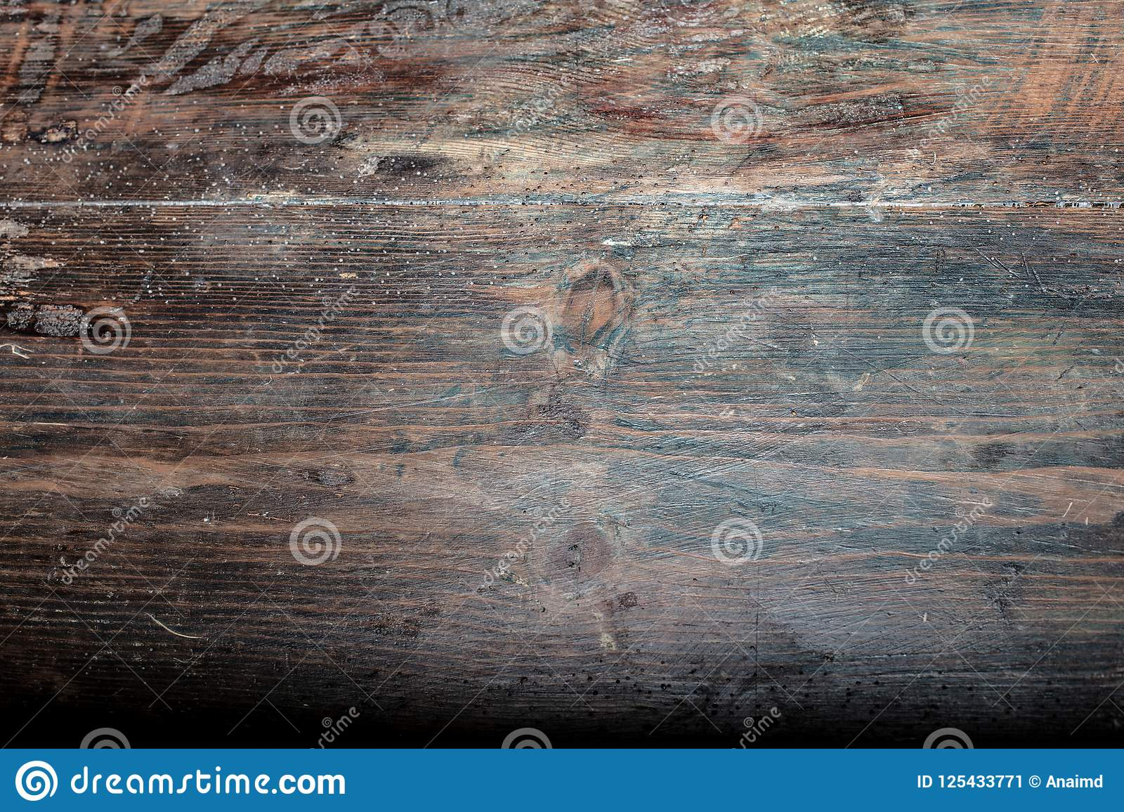 Grunge Wooden Texture For Creative Background Full Frame High Resolution Image