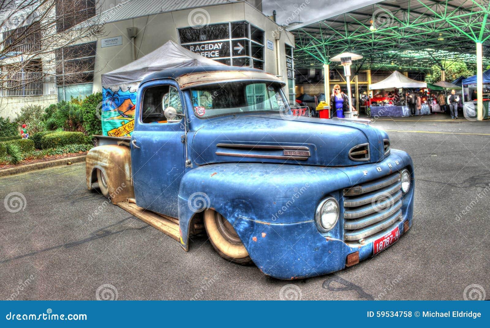 Classic Cars Forgotten On Farm