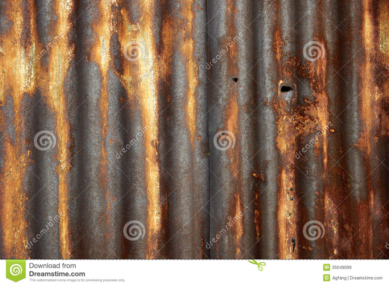 Metal roof texture  Rusty Corrugated Metal Roof Texture Royalty Free Stock Images ...