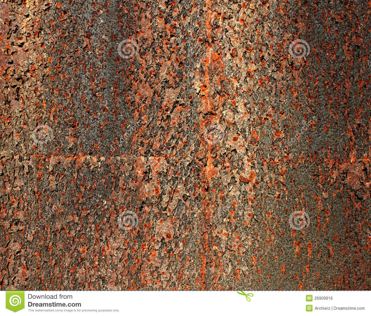 Rusty Corten Steel Background Royalty Free Stock Image - Image: 26909916