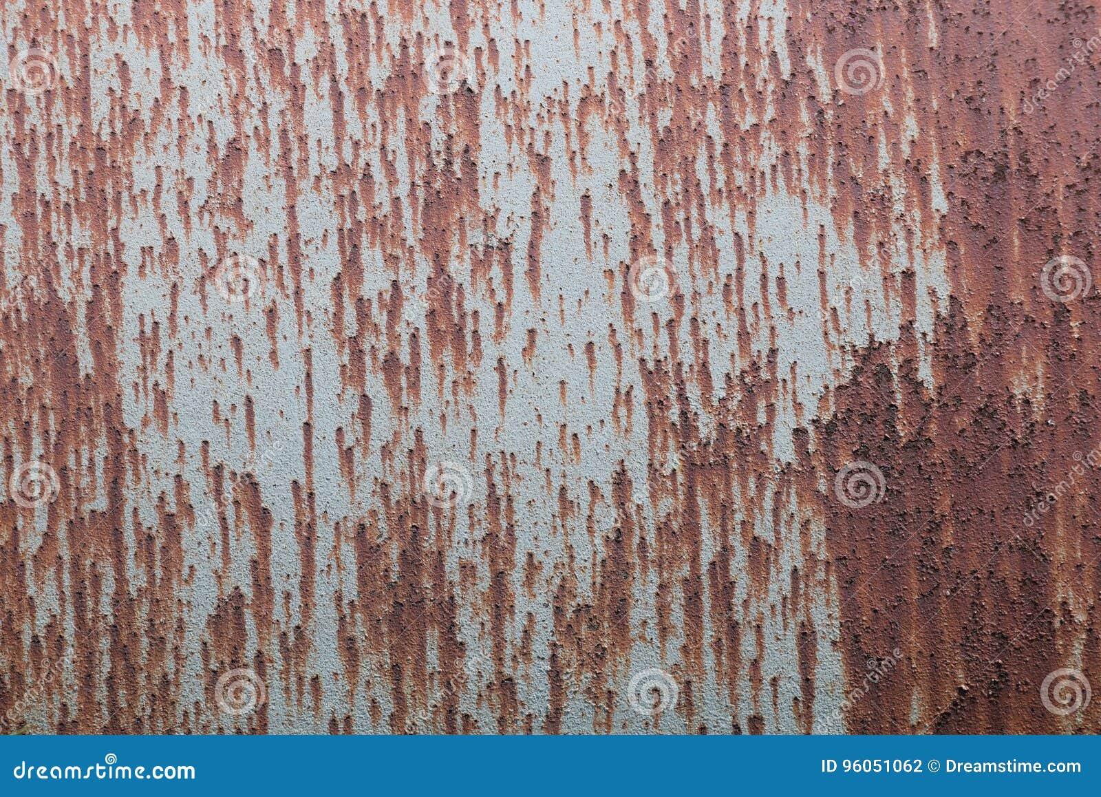 Rusty Metal Backgound