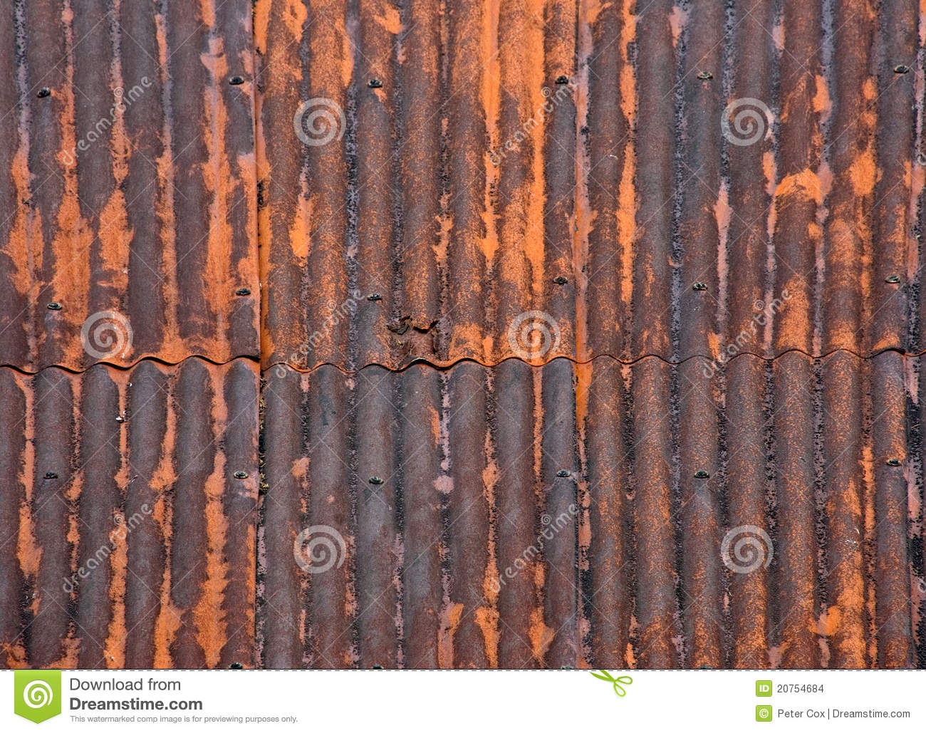 Beautiful Royalty Free Stock Photo. Download Rusty Metal Roof ...