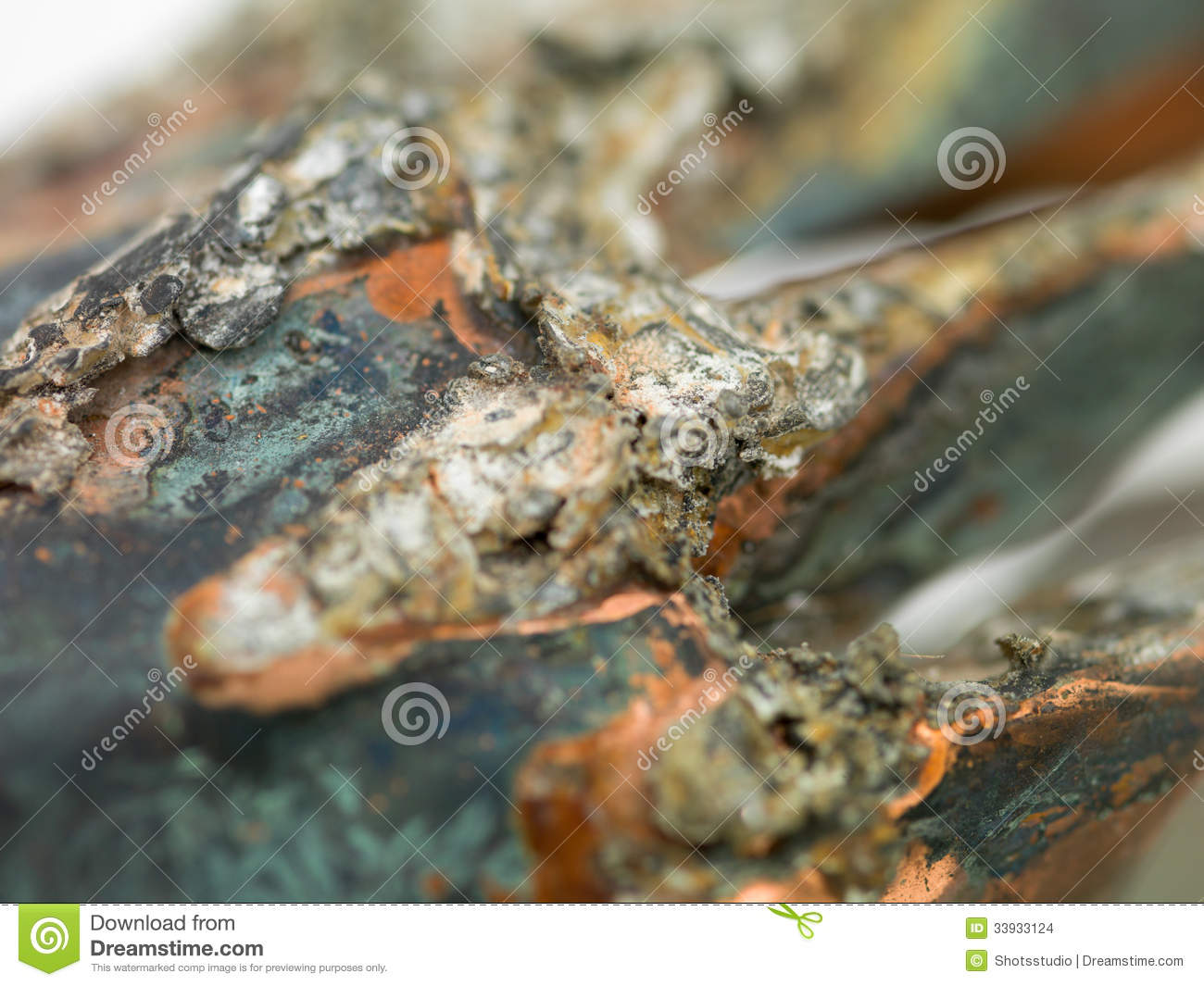 Rusty Metal Texture Stock Images - Image: 33933124