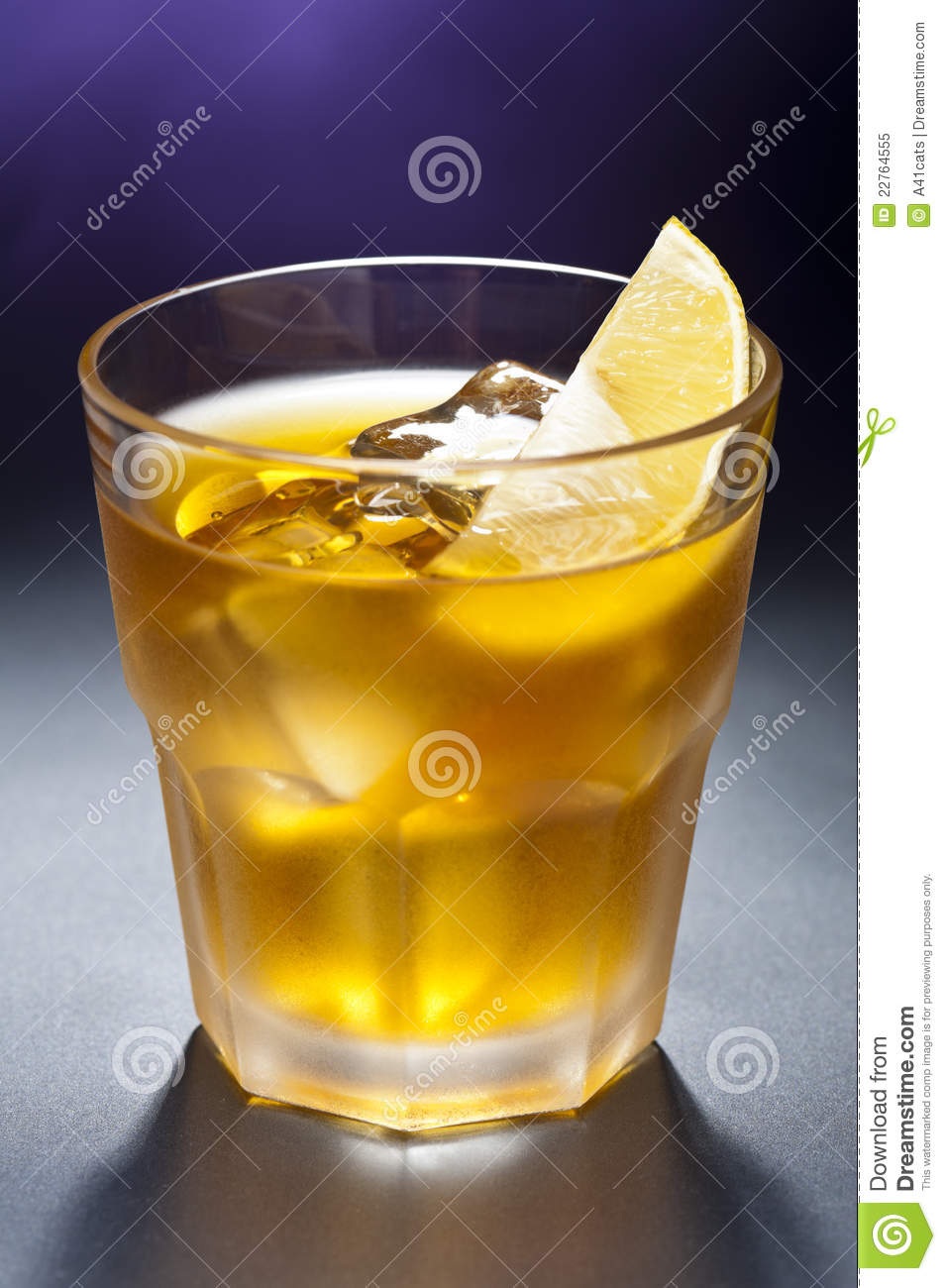 rusty nail drink how to make