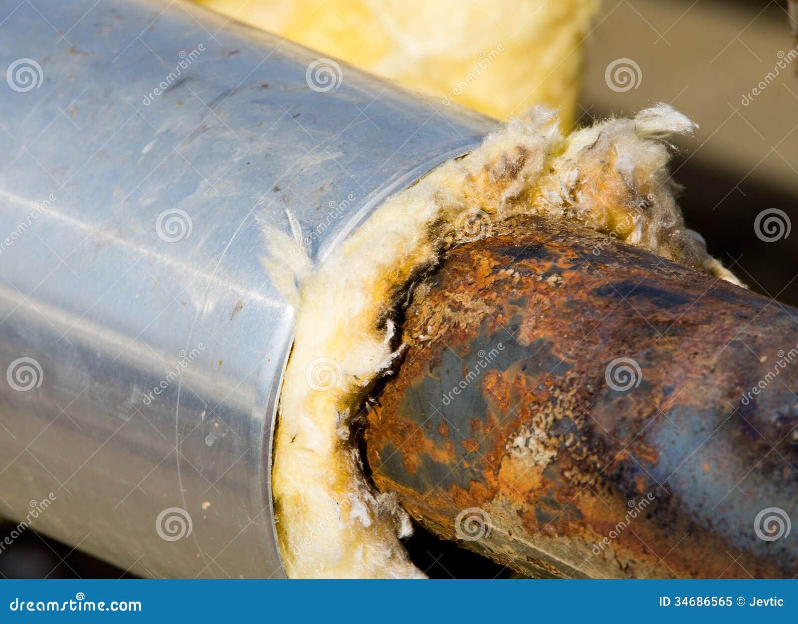 Rusty Pipeline Royalty Free Stock Photo Image 34686565