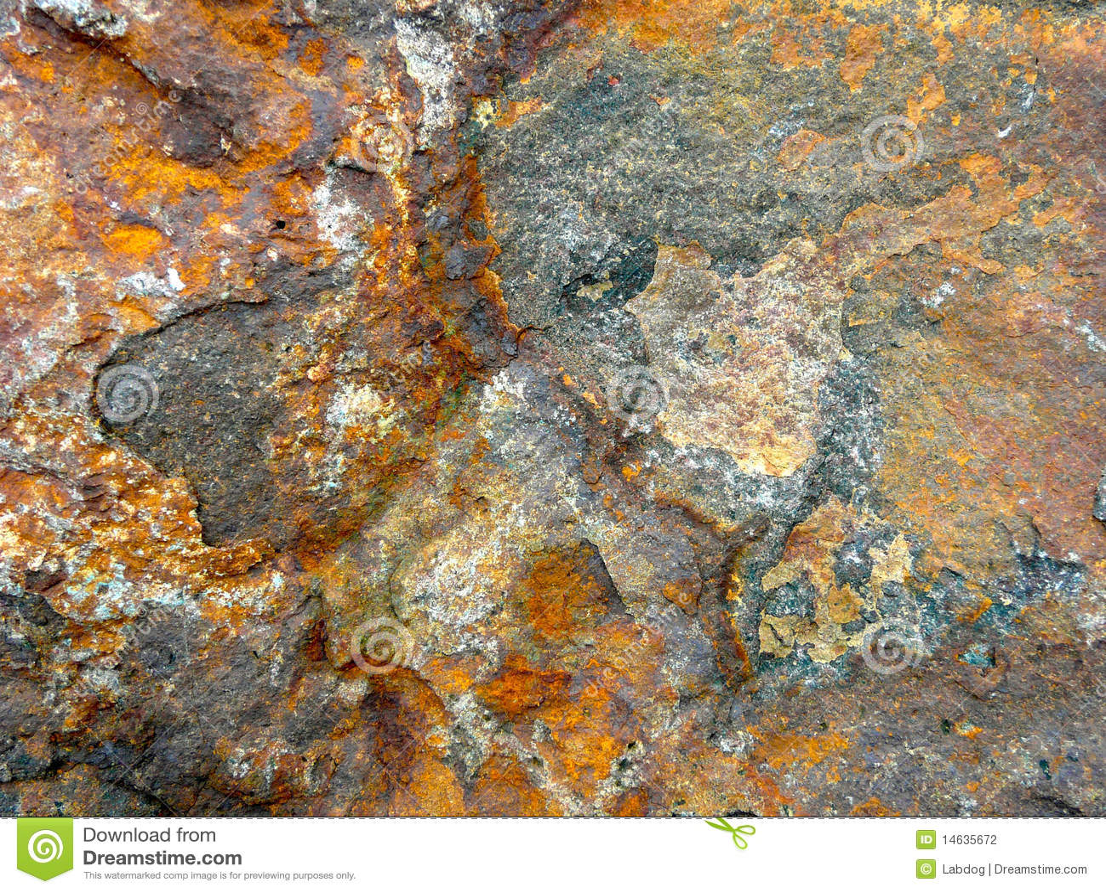 Rusty Iron Texture Rusty Rock stock photo...
