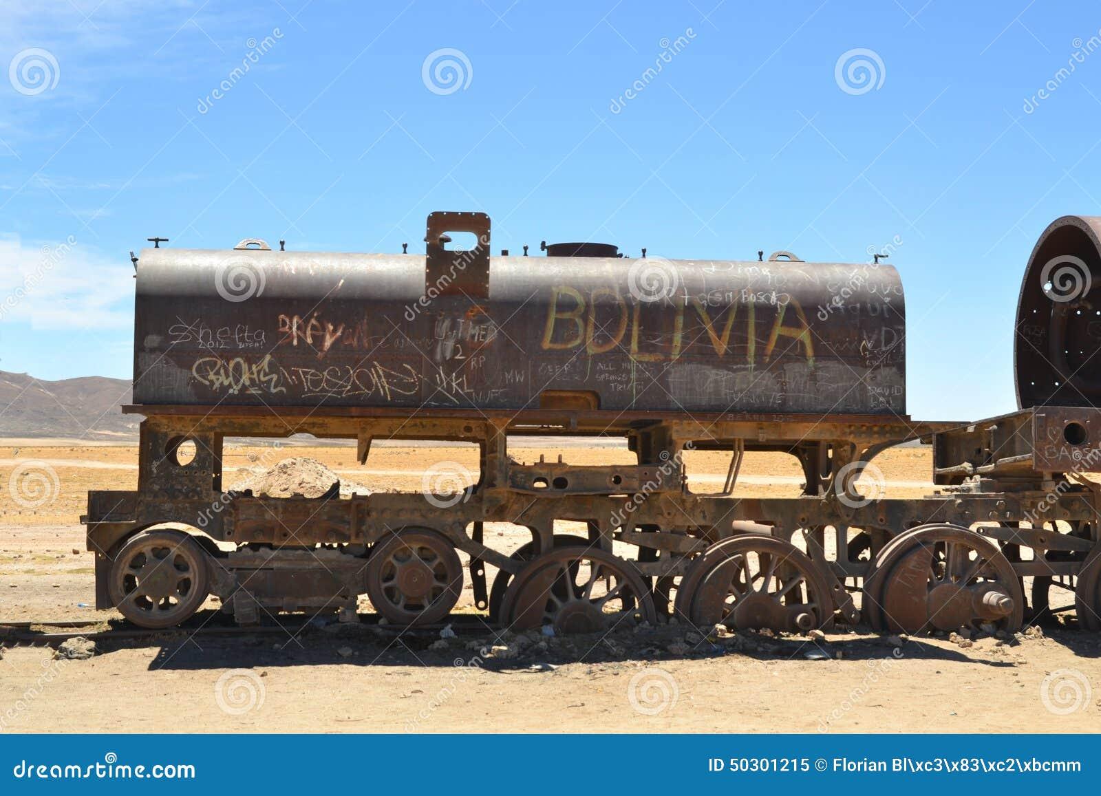 old steam locomotive in train cemetery  bolivia  south steam engine clipart steam train clipart