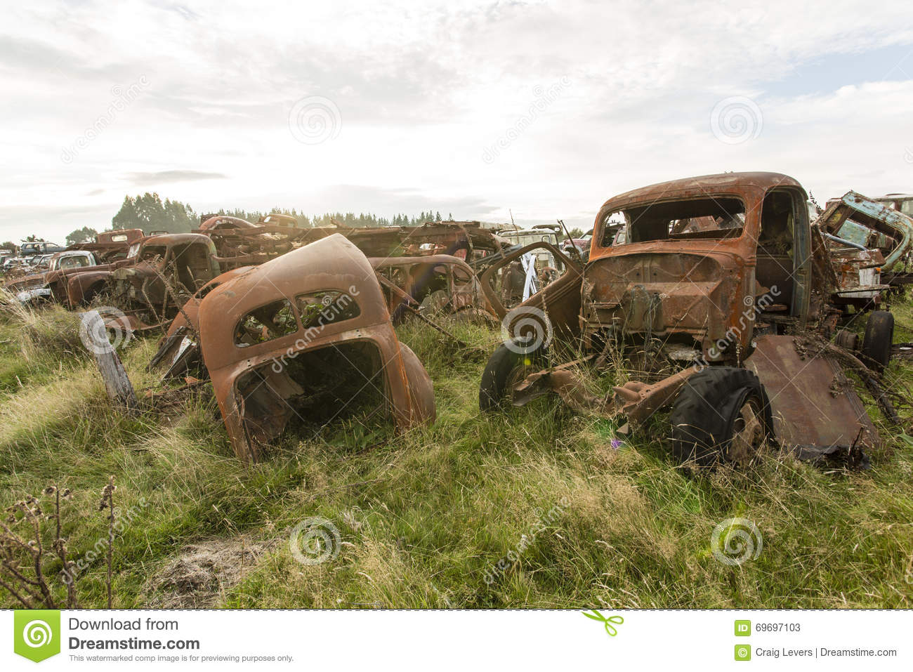 Rusty Wrecks stock image. Image of iron, wrecks, rusty - 69697103