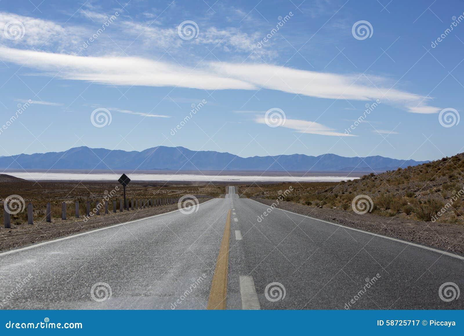 Ruta nacional 40 en la Argentina septentrional