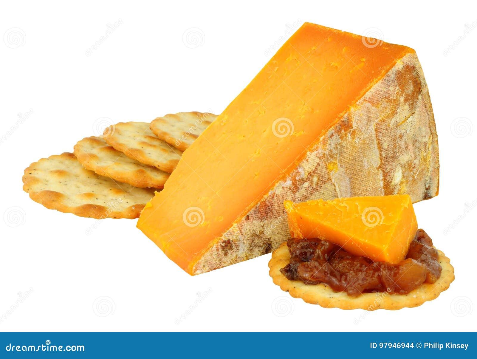 Rutland Red Cheese Wedge
