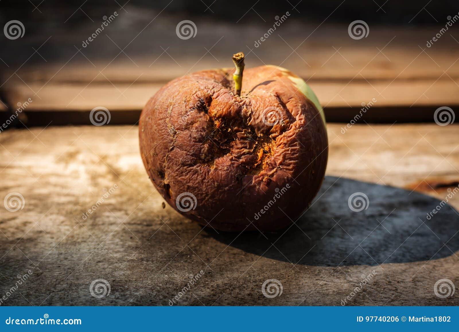Ruttet äpple