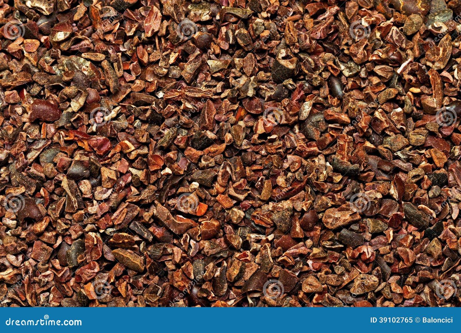 Ruwe cacao