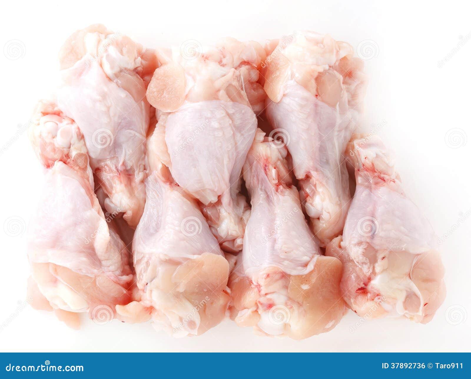 Ruwe kippenvleugel
