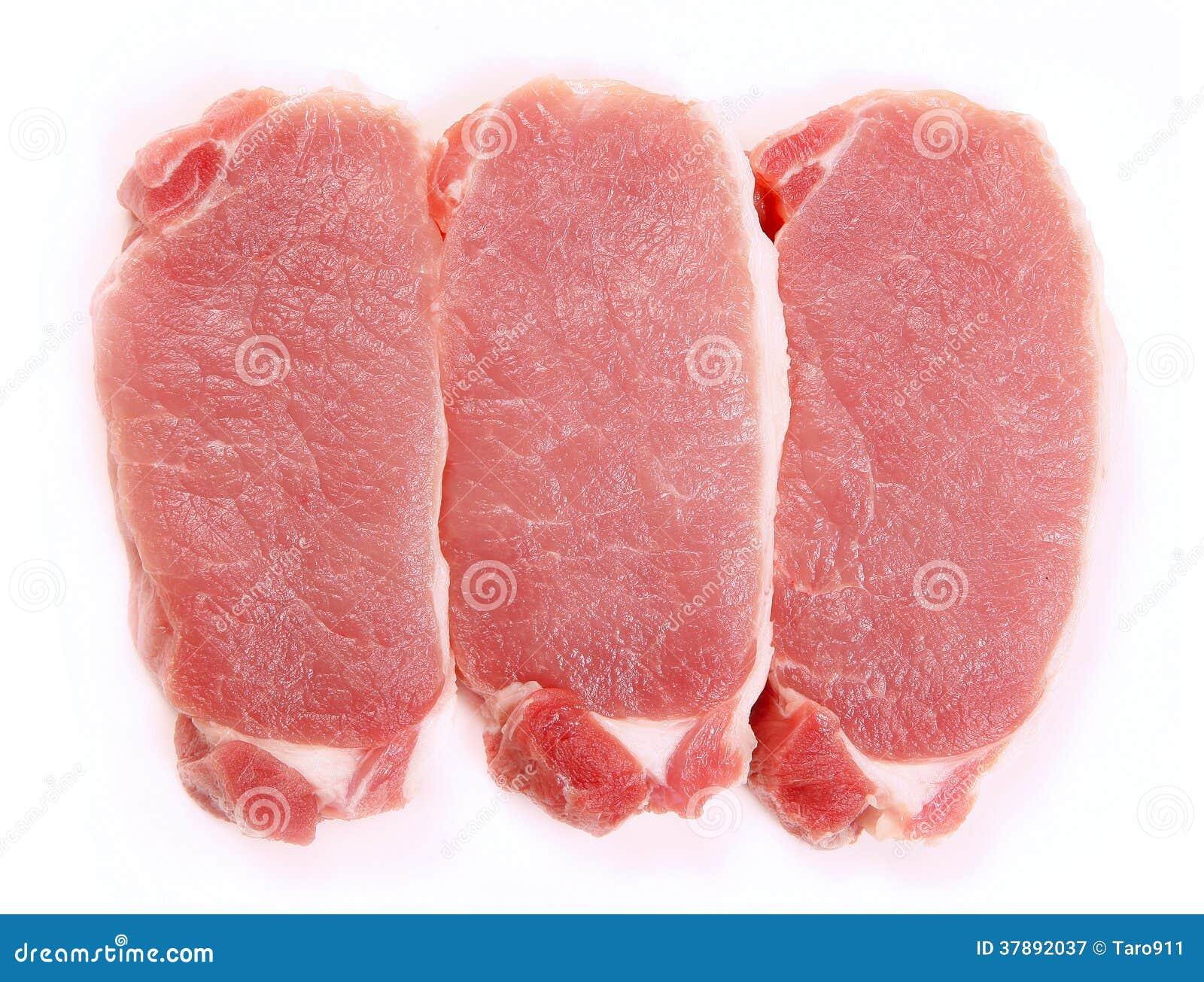 Ruwe Varkenskotelet