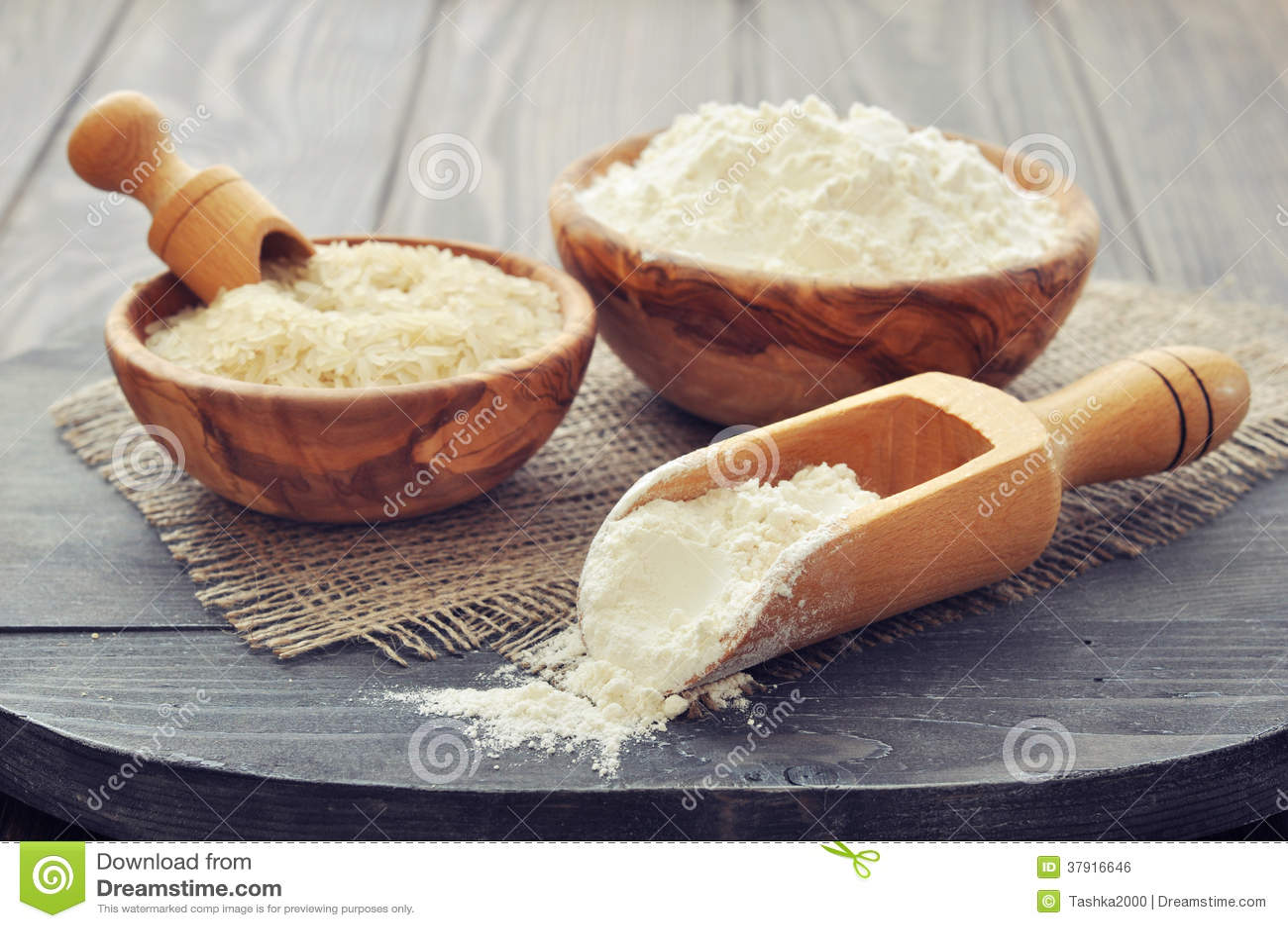 Ryżowa mąka