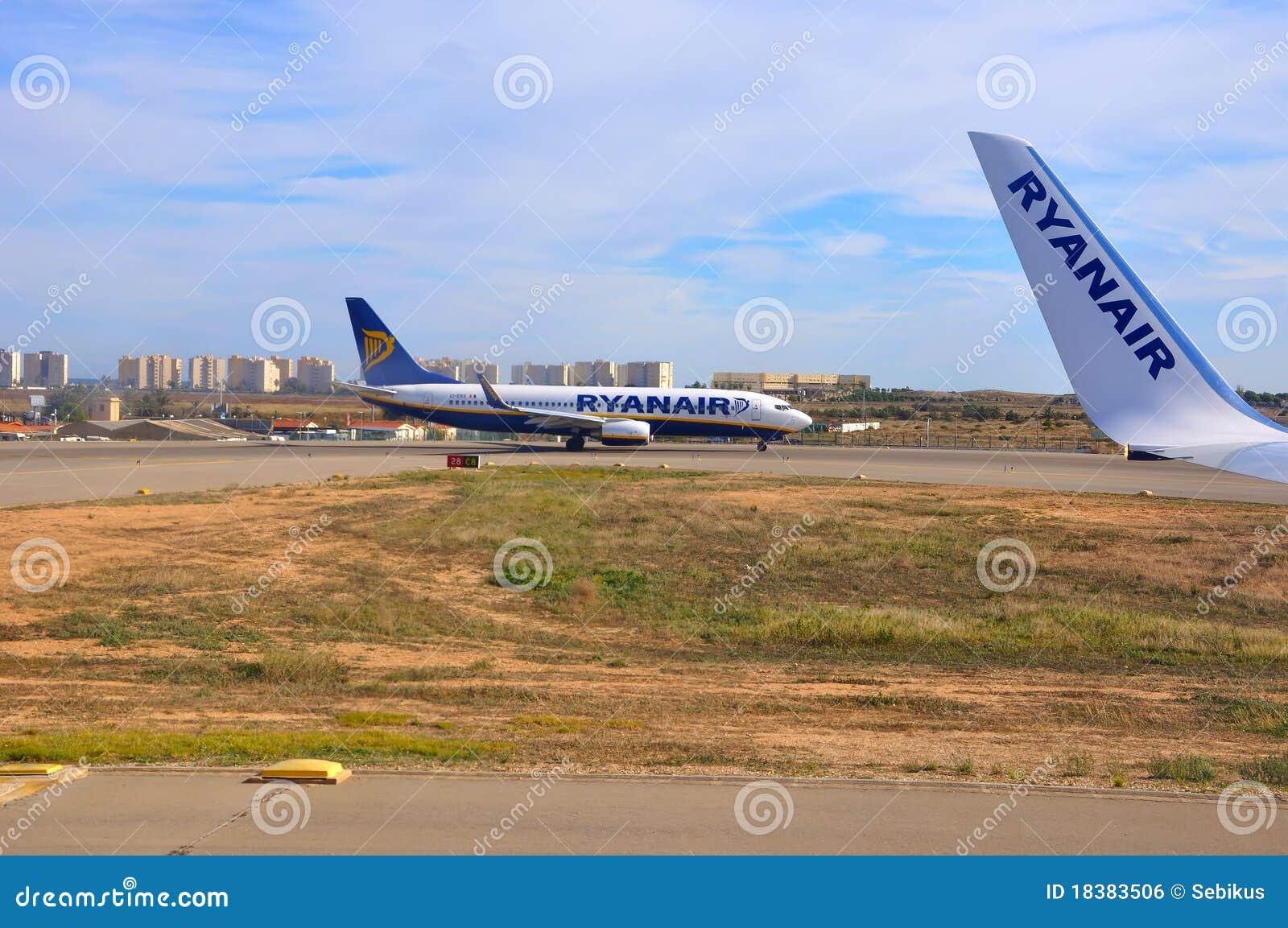 Ryanair воздушных судн