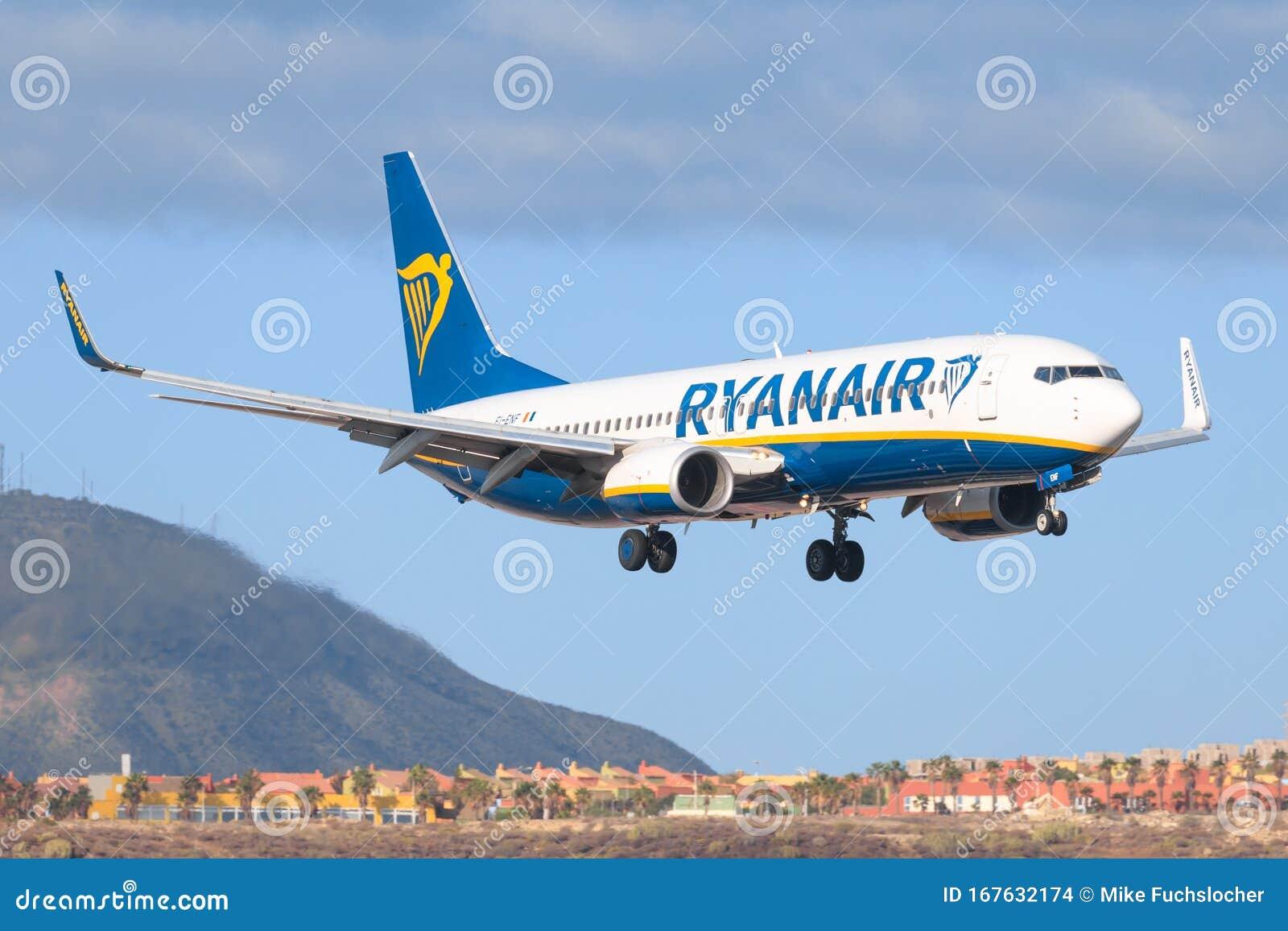 ryanair flights cheap flights tenerife south