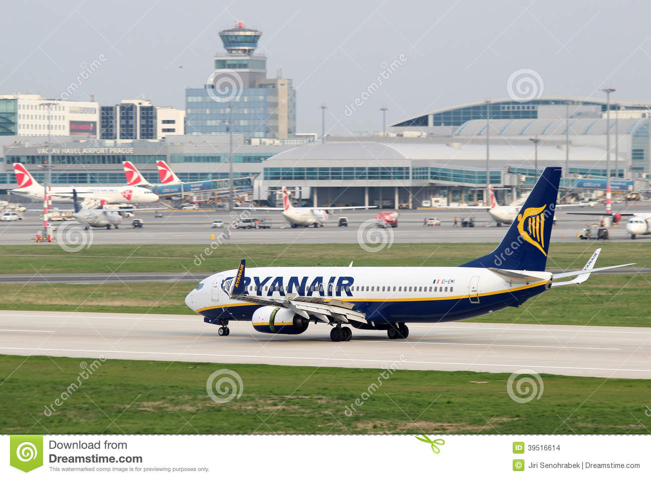 Business Report on Ryan Air