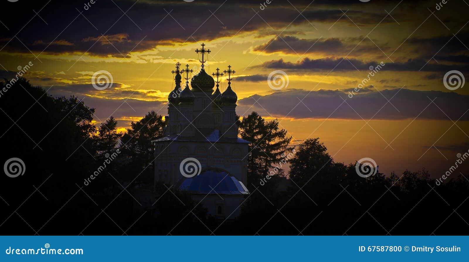 Ryazan church