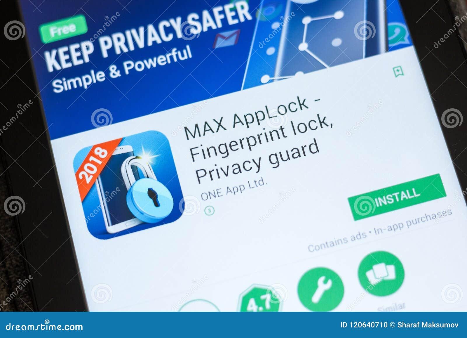 Max applock privacy guard, applocker app (apk) free download for.