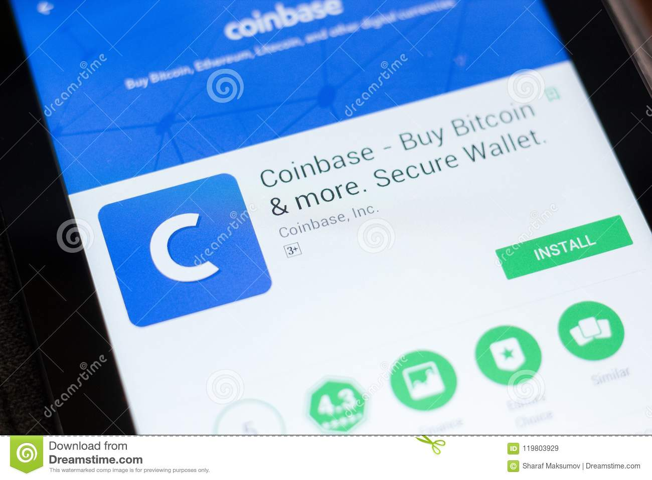 Ryazan russia june 24 2018 coinbase buy bitcoin and more download ryazan russia june 24 2018 coinbase buy bitcoin and more ccuart Choice Image