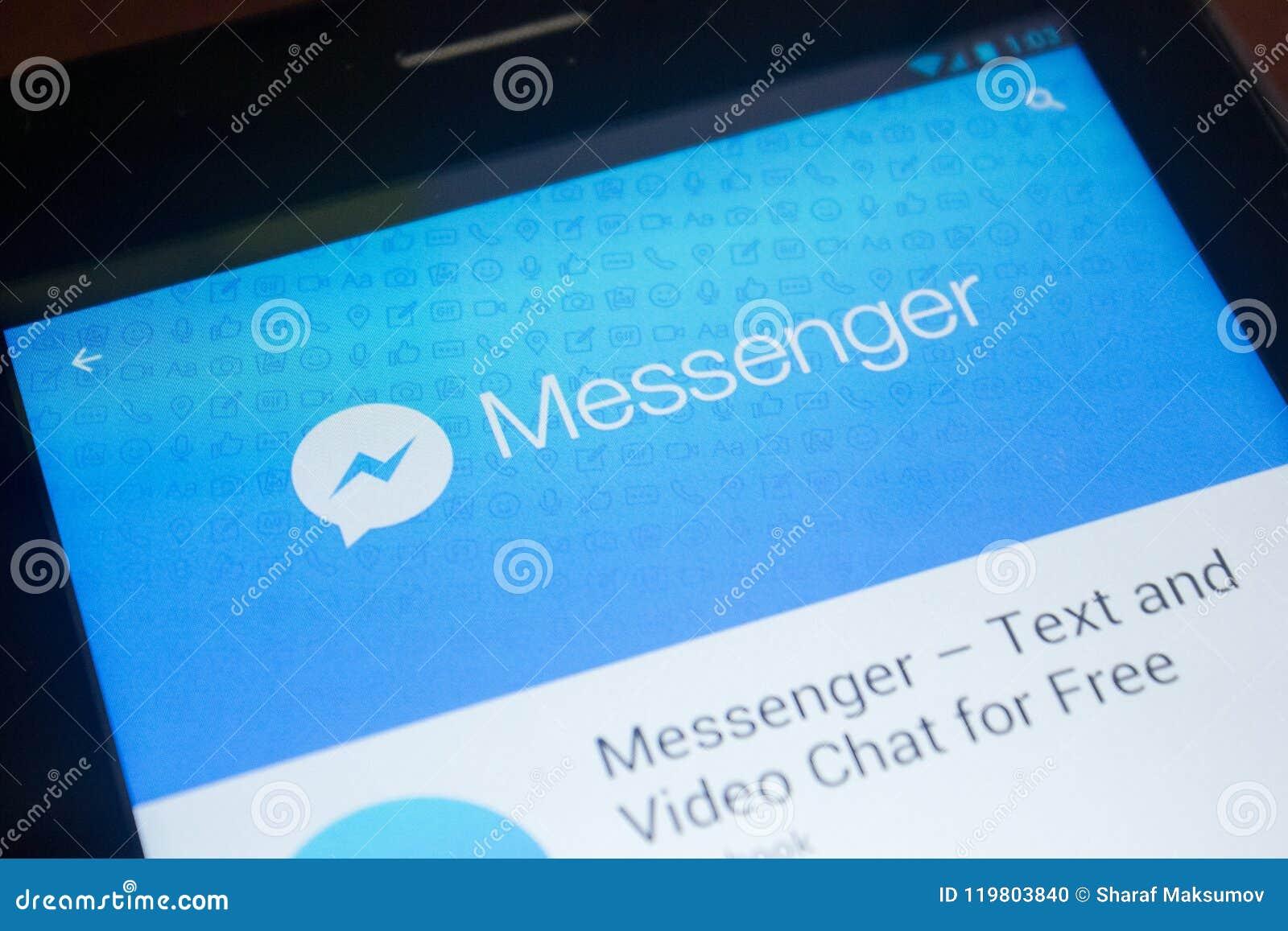 Russian chat messenger